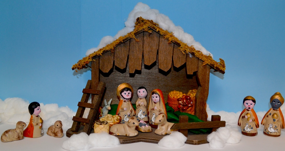 3dd2e497a30 Our annual Nacimiento Navideño Nativity Sets   Scenes exhibition is now on  display through January 2017.